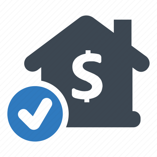 Accepted, approved, loan icon - Download on Iconfinder