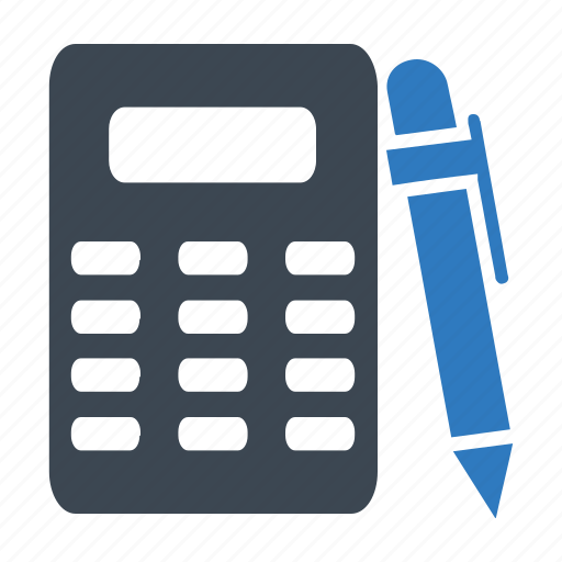 budget, calculation, financial planning icon