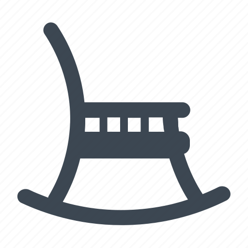 armchair, pension, retirement planning icon