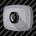 component, computer, equipment, hardware, personal, video, web camera icon