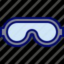 eye, eyecare, glasses, goggles, protection