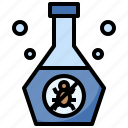 danger, poison, warning icon