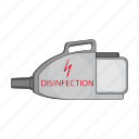 air duct, equipment, hose, spray, sprayer icon