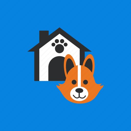 animal, cage, dog, pet icon
