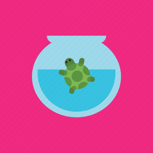 animal, bottle, pet, turtle icon