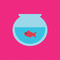 animal, bottlr, fish, pet icon