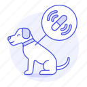 animal, chip, devices, dog, gps, microchip, pet, smart, tracker icon