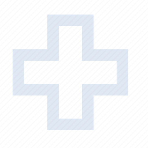 aid, first, hospital, kit icon