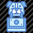aid, dog, first, kit, medicine, pets