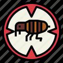 anti, bug, flea, healthcare, parasite