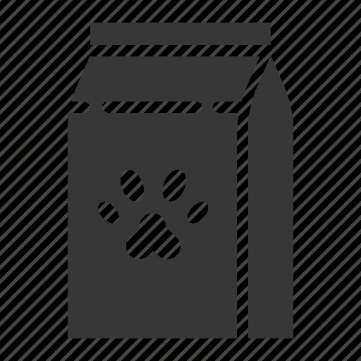 Bag, pet, pet food, shop icon - Download on Iconfinder