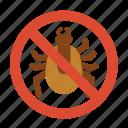 care, dog, pet, tick, flea, prevention, no