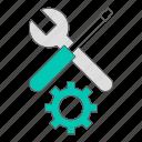 configuration, tools icon