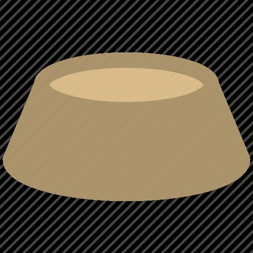 bowl, pet, pet bowl icon