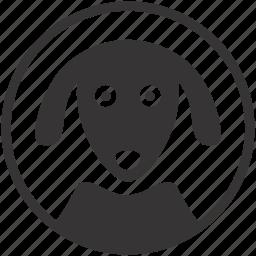 animal, dog, pet, puppy, toy icon