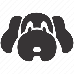 animal, dog, pet, puppy, toy icon