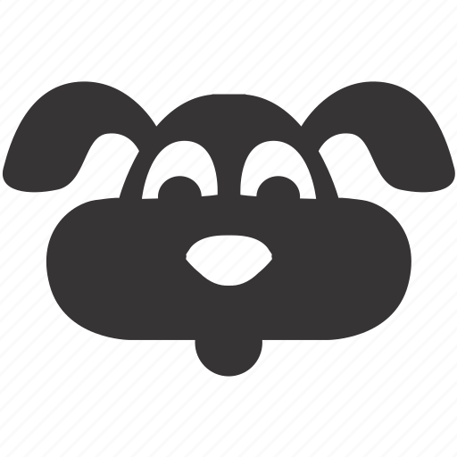 animal, dog, happy, pet, puppy, toy icon