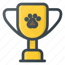 animal, award, cup, pet, pets, reward