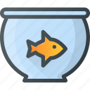 animal, aquarium, fish, pet, pets, tank icon