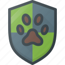 animal, pet, pets, police, protect, shield