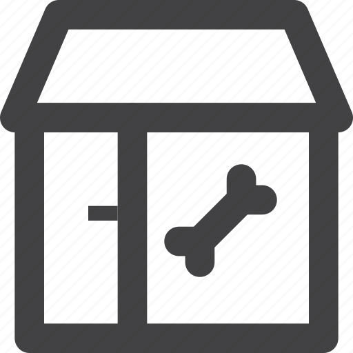 Animal, box, care, dog, pet icon - Download on Iconfinder