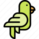 bird, pet, pets, tweet icon