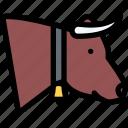 vet, animals, cow, pets, fauna, pet store icon