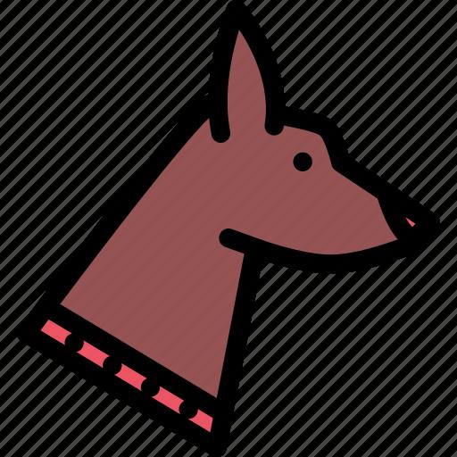 animals, dog, fauna, pet store, pets, vet icon