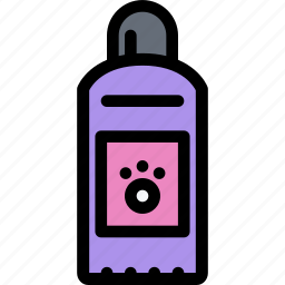 animals, fauna, pet, pet store, pets, shampoo, vet icon