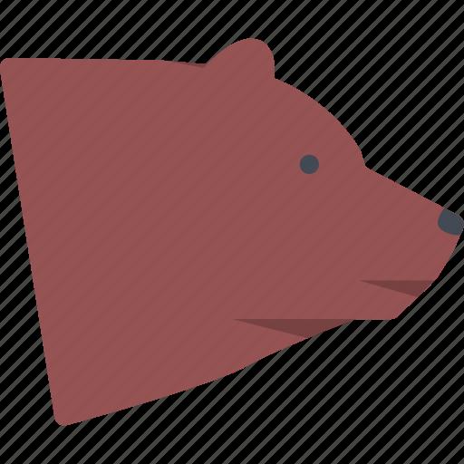 animal, bear, pet, pet shop, vet, zoo icon