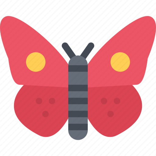 animal, butterfly, pet, pet shop, vet, zoo icon