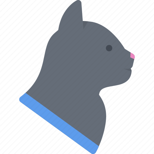 animal, cat, pet, pet shop, vet, zoo icon
