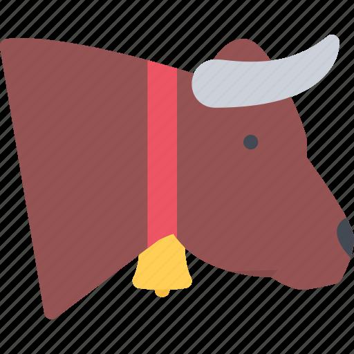 animal, cow, pet, pet shop, vet, zoo icon