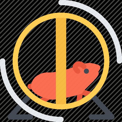 animal, hamster, pet, pet shop, vet, zoo icon