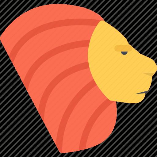 animal, lion, pet, pet shop, vet, zoo icon