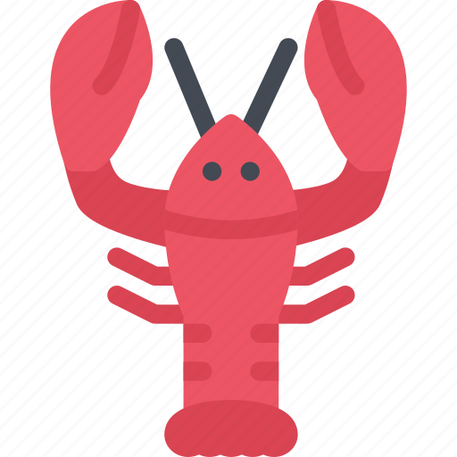 animal, lobster, pet, pet shop, vet, zoo icon