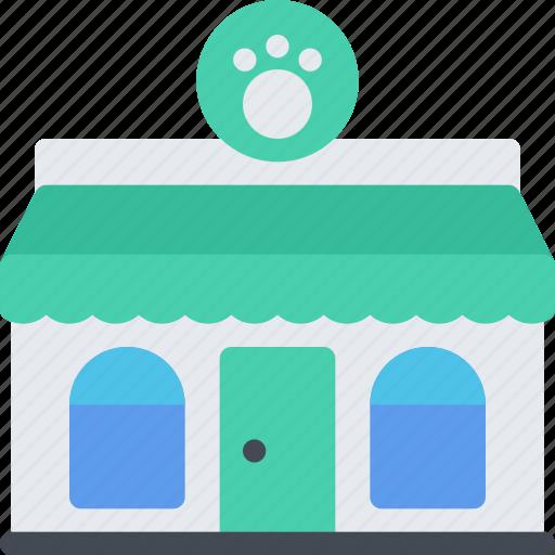 animal, pet, pet shop, shop, vet, zoo icon