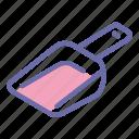 petshop, pet, shop, dustpan