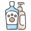 bath, care, hygiene, pet, shampoo, shop, soap