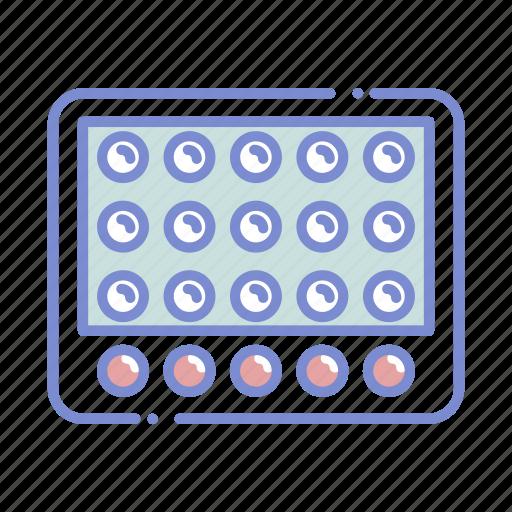 birth control, drugstore, pharmaceutical, pharmacist, pills, pregnancy, prescription icon