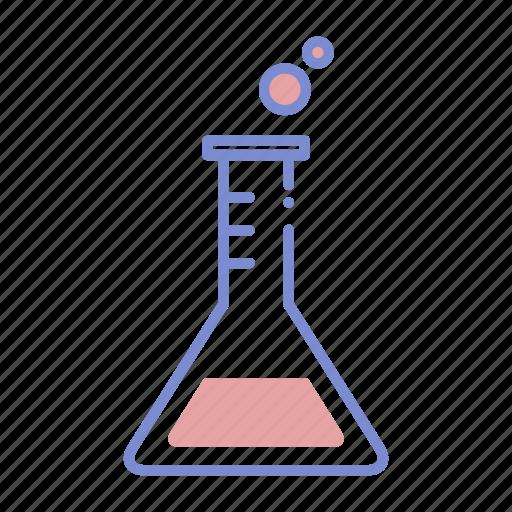 beaker, chemistry, drugstore, lab, pharmaceutical, pharmacist, prescription icon
