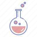 beaker, chemistry, drugstore, lab, pharmaceutical, pharmacist, prescription icon
