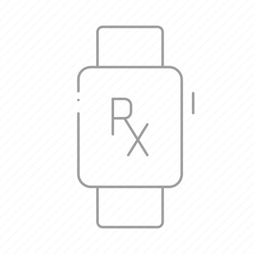 chemistry, drugstore, online pharmacy, pharmaceutical, pharmacist, prescription, watch icon