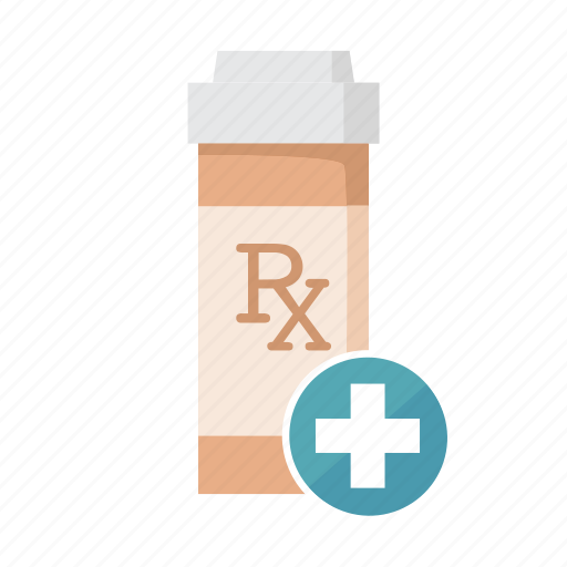 add to cart, drugs, healthcare, medicine, pharmacy, pills, prescription icon