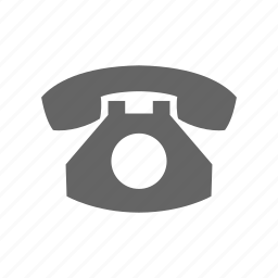 call, chat, communication, connection, old-style, phone, talk, telephone icon