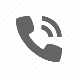 call, chat, communication, connection, message, phone, talk, telephone, wave icon