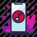 music, phone, play, smartphone