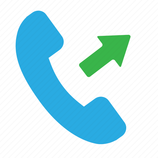Call, mobile phone, outgoing call, phone, phone call icon