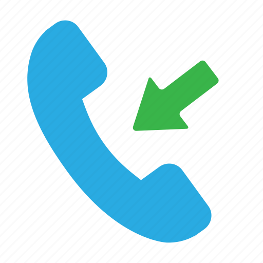 accept call, incoming call, phone, phone call icon