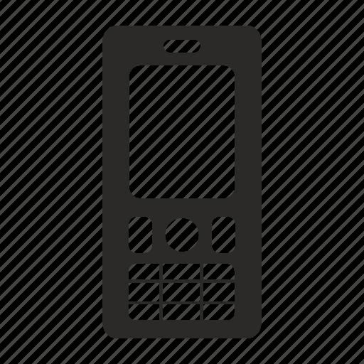 mobile, monoblock, nokia, phone icon